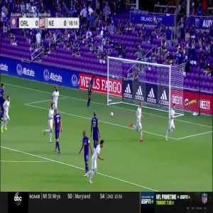 Orlando City 0-1 New England Revolution - Carles Gil penalty 16'