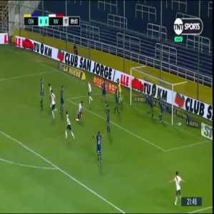 Rosario Central 0-1 River Plate - Robert Rojas 10'