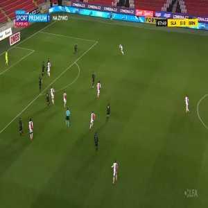 Slavia Praha 1-0 Zbrojovka Brno - Abdallah Sima 68'