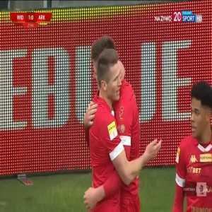 Widzew Łódź 1-0 Arka Gdynia - Kacper Czubak 22' (Polish I liga)