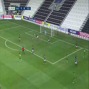 Beijing Guoan (2)-0 Seoul FC - Renato Augusto nice volley goal