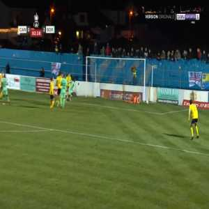 Canvey Island 0-3 Boreham Wood - Matthew Rhead 83'