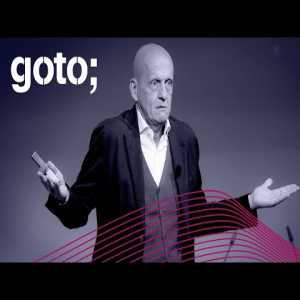 GOTO 2019 • Welcome to a New Age of Refereeing in 7 Minutes • Pierluigi Collina