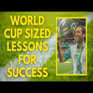 Jimmy Conrad: World Cup Footballer On His Lessons That Will Take You To The Top (PODCAST)