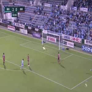 Júbilo Iwata (3)-0 FC Ryūkyū - Lulinha goal