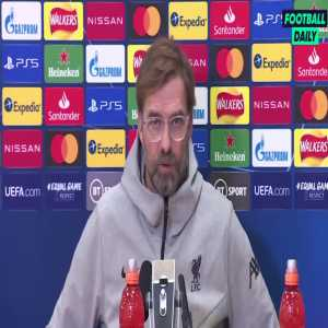 "Klopp:""I wish Raul all the best. With David Luiz, pretty sure Arsenal did all the concussion protocols. I'm not sure if the new rule with the concussion substitute would have helped there. I was a player myself, if the player feels fine, if the protocol was fulfilled, he would have played on anyway"""