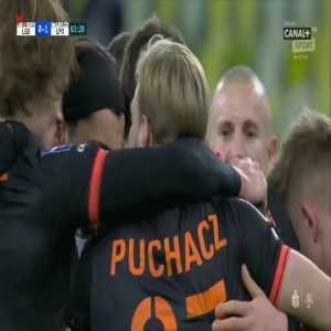 Lechia Gdańsk 0-1 Lech Poznań - Mikael Ishak PK 84' (Polish Ekstraklasa)