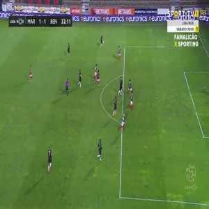 Marítimo 1-[1] Benfica - Pizzi