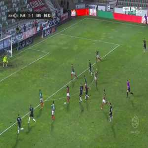 Maritimo 1-[2] Benfica - Everton 51'