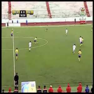 Sari Relizane 0-[1] Paradou AC (Algerian league) - Ahmed Benbouali goal (14')