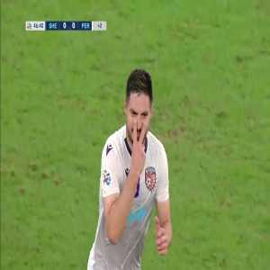 Shanghai Shenhua 0-(1) Perth Glory - Bruno Fornaroli nice free kick goal