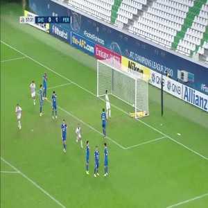 Shanghai Shenhua 0-(2) Perth Glory - Carlo Armieneto nice free kick goal