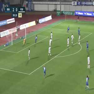 Tokushima Vortis (3)-0 Machida Zelvia - Atsushi Kawata nice goal