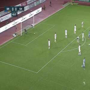 V-Varen Nagasaki (1)-0 Matsumoto Yamaga - Keiji Tamada nice long shot goal
