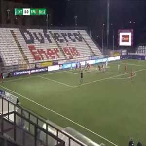 Virtus Entella 0-1 SPAL - Federico Di Francesco 59'