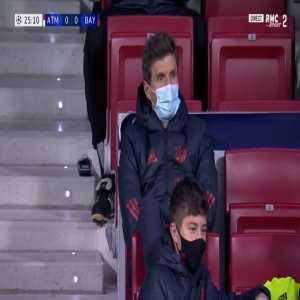 Atlético Madrid 1-0 Bayern Munich - Joao Felix 26'