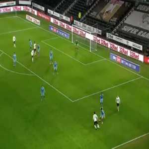 Derby 1-0 Coventry - Colin Kazim-Richards 83'