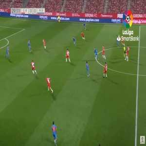 Girona 1-0 Mirandes - Mamadou Sylla 30'