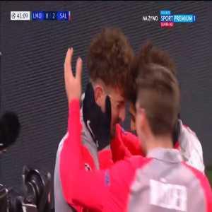 Lokomotiv Moskva 0-2 Red Bull Salzburg - Mërgim Berisha 41'