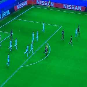 Manchester City great chance vs Porto