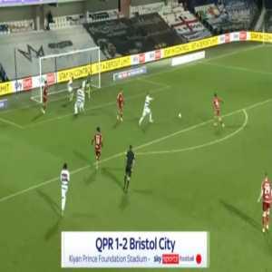QPR 1-[2] Bristol City - Adam Nagy 50'