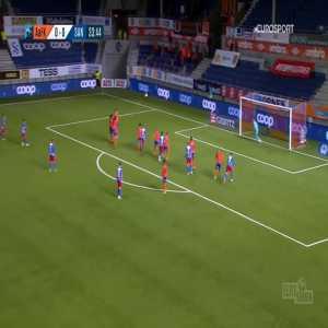 Aalesund 0-1 Sandefjord - Deyver Vega FK 34'
