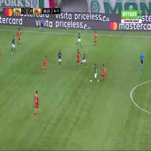 Palmeiras 2-0 Delfin [5-1 on agg.] - Gabriel Veron 49'