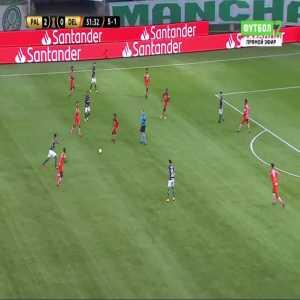 Palmeiras 3-0 Delfin [5-1 on agg.] - Willian 52'