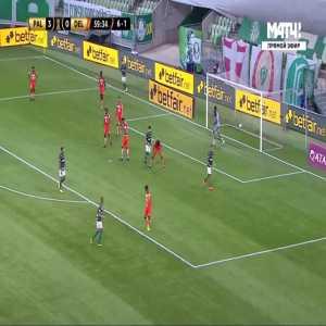 Palmeiras 4-0 Delfin [7-1 on agg.] - Gabriel Veron 60'