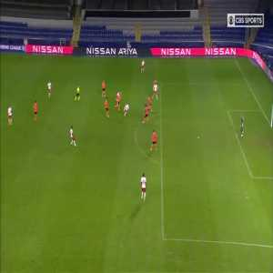 RB Leipzig 2-0 Basaksehir - Mukiele 43'