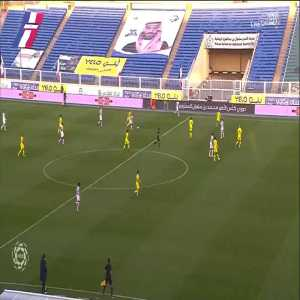 Abha [2] - 1 Al Nassr — Carlos Strandberg 69' — (Saudi Pro League - Round 6)