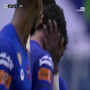 Al Hilal [1] - 0 Al Fateh — Omar Khribin 31' — (Saudi Pro League - Round 6)
