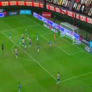 Chivas [1] - 1 Leon - Jose Macias 52' | Penalty