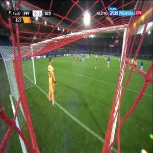 Feyenoord 0-1 Dinamo Zagreb - Bruno Petković PK 45+5'