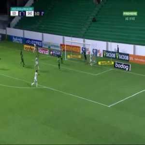 Goiás 0-2 São Paulo - Brenner 49'