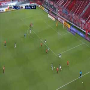 Independiente 1-0 Fenix [5-1 on agg.] - Silvio Ezequiel Romero 25'