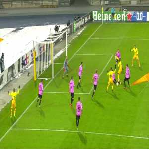 LASK 1 - [1] Tottenham - Gareth Bale (penalty) 45+2'