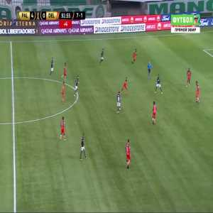 Palmeiras 5-0 Delfin [8-1 on agg.] - Danilo 90'+4'