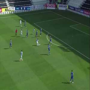 Shanghai Shenhua 0-(1) Ulsan Hyundai - Park Jeong In amazing long shot goal