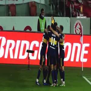 Tevez goal against Internacional. Full play