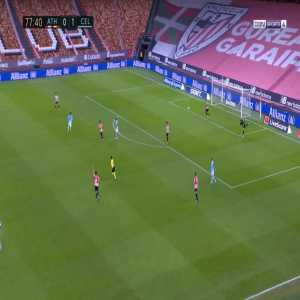 Athletic Bilbao 0-2 Celta Vigo - Iago Aspas 79'