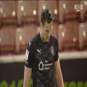Barnsley 0-3 Bournemouth - Diego Rico FK 52'