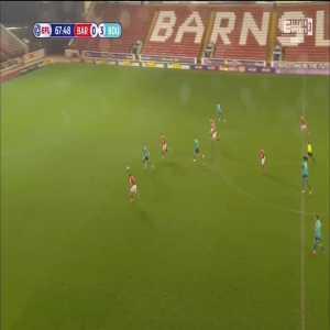 Barnsley 0-4 Bournemouth - Sam Surridge 68'