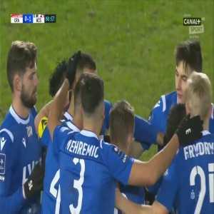 Cracovia 0-1 Wisła Kraków - Felicio Brown Forbes PK 61' (Polish Ekstraklasa)
