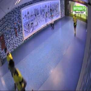 Gremio-Guarani delayed because Guarani players had to switch shirts just before kick-off