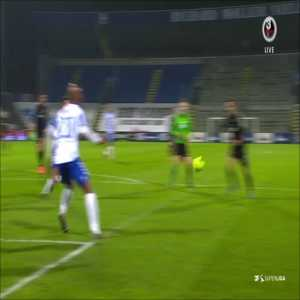 Odense Boldklub 0-1 Aalborg Boldklub - Ahlmann 41'