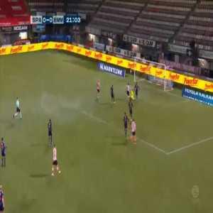 Sparta Rotterdam 1-0 FC Emmen - Deroy Duarte 22'