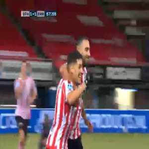 Sparta Rotterdam [2]-1 FC Emmen - Abdou Harroui great strike 58'