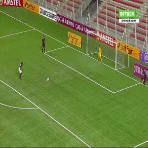 Unión La Calera vs Junior - Penalty shootout (2-4)