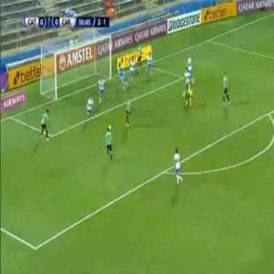 Universidad Católica 0-1 River Plate (Uru) [2-2 on agg.] - Facundo Bonifazi 51'